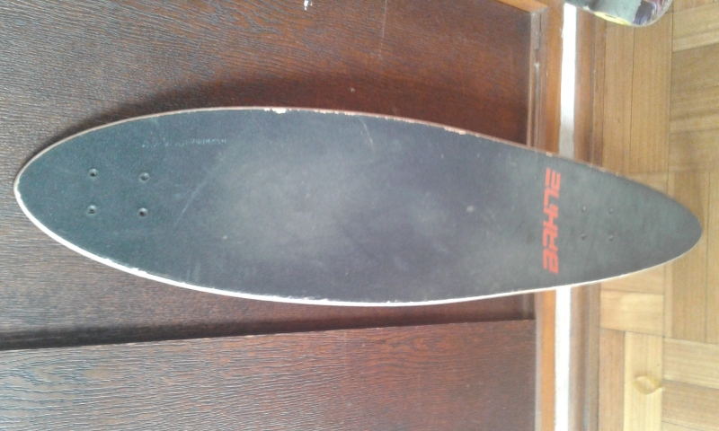 Tabla longboard speed