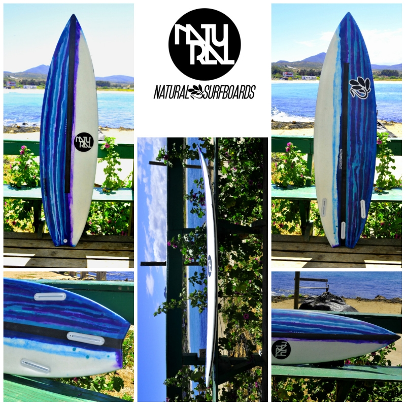 Surfboards Natural