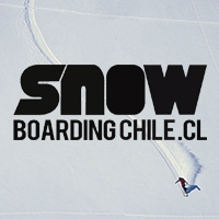 Snowboarding Chile